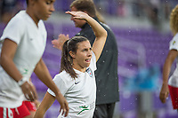 Orlando, FL - Saturday July 01, 2017: Vanessa DiBernardo during a regular season National Women's Soccer League (NWSL) match between the Orlando Pride and the Chicago Red Stars at Orlando City Stadium.