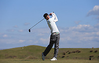 Jack Seaman during Round Two of the West of England Championship 2016, at Royal North Devon Golf Club, Westward Ho!, Devon  23/04/2016. Picture: Golffile | David Lloyd<br /> <br /> All photos usage must carry mandatory copyright credit (&copy; Golffile | David Lloyd)