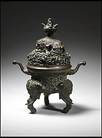 BNPS.co.uk (01202) 558833Pic: CanterburyAuction/BNPS<br /> <br /> The other Qing Dynasty bronze elephant censer has sold for &pound;11,160.<br /> <br /> A Chinese relic looted from the Summer Palace by a British army officer 158 years ago has sold for more than half a million pounds after it was found in the attic of an unassuming English house.<br /> <br /> The 3,500 year old sacred Chinese bronze water vessel is one of seven known to exist, with five in museums, but Chinese officials said the stolen antiquity should be returned to China.<br /> <br /> The rare item was taken by Captain Harry Lewis Evans when the British and French arrived at the Emperor's Summer Palace in Peking - now Beijing - during the Second Opium War.<br /> <br /> Capt Evans wrote letters home describing the mystical palace and the looting of its treasures that took place in 1860.<br /> <br /> Along with the rare Tiger Ying, three other Chinese bronzes sold which brought the total to &pound;549,320 including premiums.<br /> <br /> China's State Administration of Cultural Heritage is believed to have said it was looking into the auction and opposed the sale and purchase of illegal cultural relics.