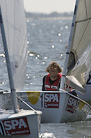 20th SPA Regatta - Medemblik.26-30 May 2004..Copyright free image for editorial use. Please credit Peter Bentley