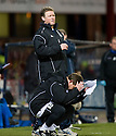 23/03/2010 Copyright  Pic : James Stewart.sct_jspa11_gordon_chisholm  .::  DUNDEE MANAGER GORDON CHISHOLM AND ASSISTANT BILLY DODDS  ::  .James Stewart Photography 19 Carronlea Drive, Falkirk. FK2 8DN      Vat Reg No. 607 6932 25.Telephone      : +44 (0)1324 570291 .Mobile              : +44 (0)7721 416997.E-mail  :  jim@jspa.co.uk.If you require further information then contact Jim Stewart on any of the numbers above.........