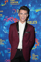 WEST HOLLYWOOD, CA - SEPTEMBER 24: Jordan Doww attends the Los Angeles LGBT Center's 47th Anniversary Gala Vanguard Awards at Pacific Design Center on September 24, 2016 in West Hollywood, California. (Credit: Parisa Afsahi/MediaPunch).