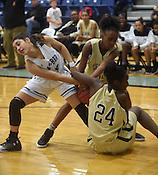 Har-Ber girls vs Little Rock Central 11/29/16
