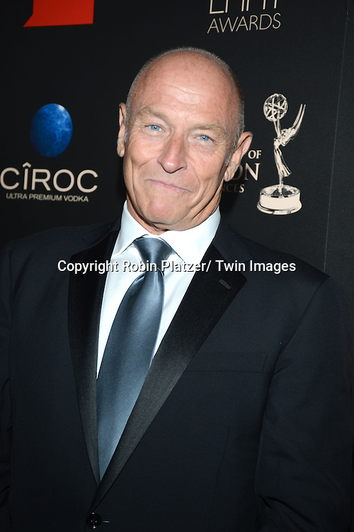 Corbin Bernsen attends The 40th Annual Daytime Emmy Awards on<br />  June 16, 2013 at the Beverly Hilton Hotel in Beverly  California.