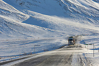 James Dalton Highway, Brooks Range, Alaska.