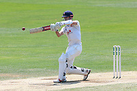 James Foster hits four runs for Essex during Essex CCC vs Warwickshire CCC, Specsavers County Championship Division 1 Cricket at The Cloudfm County Ground on 20th June 2017