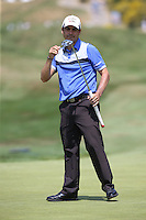 Felipe Aguilar (CHI) during Round Three of the 2015 Alstom Open de France, played at Le Golf National, Saint-Quentin-En-Yvelines, Paris, France. /04/07/2015/. Picture: Golffile | David Lloyd<br /> <br /> All photos usage must carry mandatory copyright credit (© Golffile | David Lloyd)
