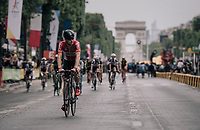 Jurgen Roelandts (BEL/Lotto-Soudal) rolling out<br /> <br /> 104th Tour de France 2017<br /> Stage 21 - Montgeron › Paris (105km)