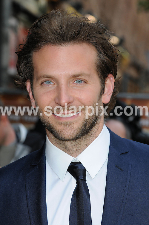 "**ALL ROUND PICTURES FROM SOLARPIX.COM**.**WORLDWIDE SYNDICATION RIGHTS**. Film Premiere of The Hangover"" London Premiere Arrivals at The Vue inthe West End of London Uk...This pic:Bradley Cooper..JOB REF: 9200      SSD     DATE:10.06.09.**MUST CREDIT SOLARPIX.COM OR DOUBLE FEE WILL BE CHARGED**.**ONLINE USAGE FEE GBP 50.00 PER PICTURE - NOTIFICATION OF USAGE TO PHOTO @ SOLARPIX.COM**.**CALL SOLARPIX : +34 952 811 768 or LOW RATE FROM UK 0844 617 7637**"