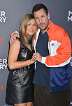 "Jennifer Aniston, Adam Sandler 047 arrives at the LA Premiere Of Netflix's ""Murder Mystery"" at Regency Village Theatre on June 10, 2019 in Westwood, California"
