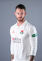Picture By Allan McKenzie/SWpix.com - 11/04/18 - Cricket - Lancashire County Cricket Club Photo Call Media Day 2018 - Emirates Old Trafford, Manchester, England - Jordan Clark.