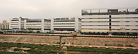 Foxconn's Longhua factory. Foxconn is Apple's major supplier and the Shenzhen plant employs 420,000 workers. There have been a rash of at least 10 suicides in 2010 believed to be due to harsh management practices..03 Jun 2010..