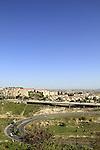 Pisgat Zeev, north of Jerusalem