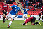 27.10.18 St Johnstone v St Mirren: David Wotherspoon celebrates his goal