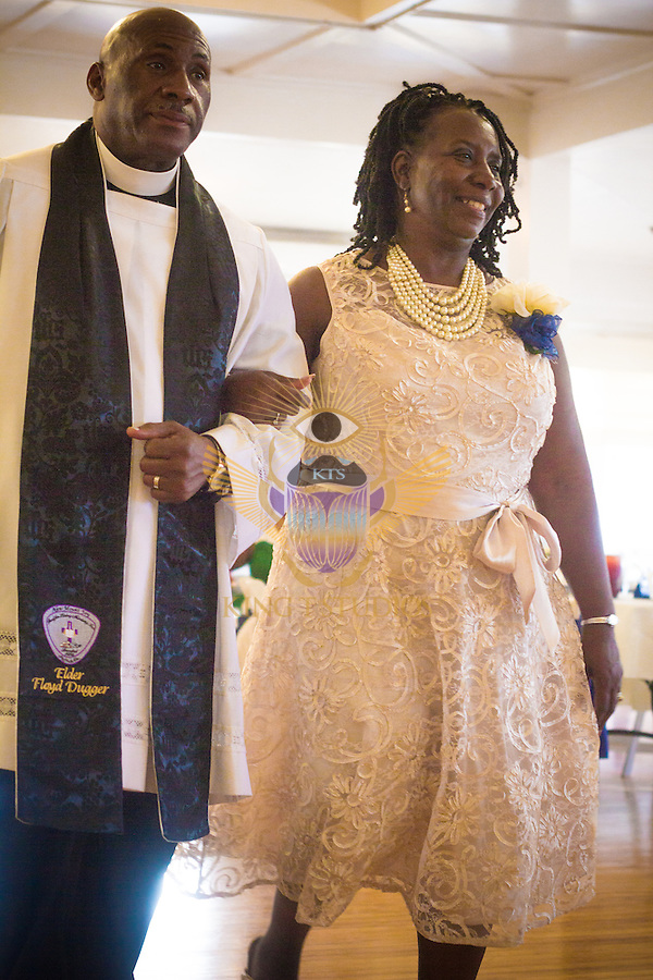 Mr. & Mrs. Todd B. Hepburn Wedding