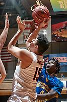 SAN ANTONIO, TX - NOVEMBER 7, 2017: The University of Texas at San Antonio Roadrunners defeat the Southeastern Oklahoma State University Savage Storm 79-67 at the UTSA Convocation Center. (Photo by Jeff Huehn)