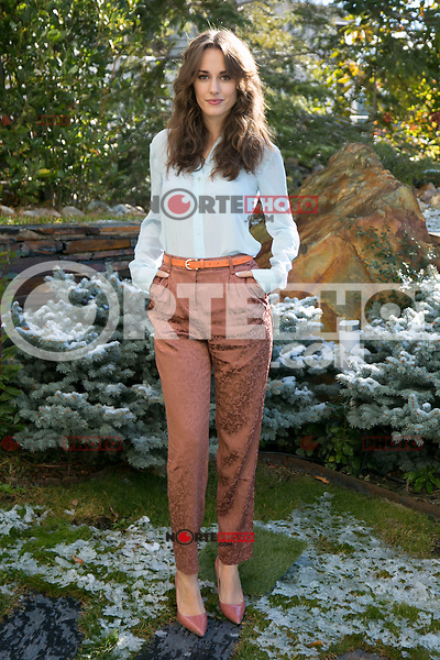 "Silvia Alonso attend the ""WITHOUT IDENTITY"" (Sin identidad) Second Season presentation on the set in Madrid, Spain. January 19 2015. (ALTERPHOTOS/Carlos Dafonte) / NortePhoto<br />