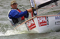 Spa Regatta 2003 - Finn
