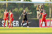 Boyds, MD - Saturday June 03, 2017:  Stephanie Labbe during a regular season National Women's Soccer League (NWSL) match between the Washington Spirit and the Houston Dash at Maureen Hendricks Field, Maryland SoccerPlex