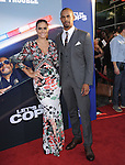 Damon Wayans Jr. attends The Twentieth Century Fox L.A. Premiere of Let's Be Cops held at The Cinerama Dome in Beverly Hills, California on August 07,2014                                                                               © 2014 Hollywood Press Awards