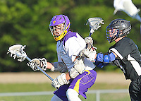 Boys Varsity Lacrosse vs Heritage Christian 4-28-15