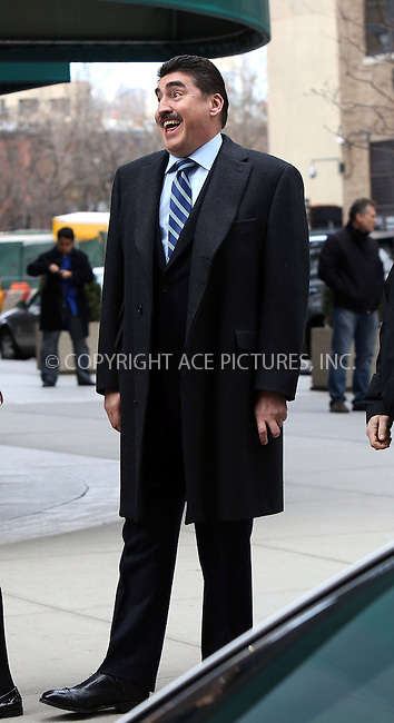 WWW.ACEPIXS.COM....March 26 2013, New York City....Actor Alfred Molina on the set of the new movie 'Assistance' on March 26 2013 in New York City.......By Line: Philip Vaughan/ACE Pictures....ACE Pictures, Inc...tel: 646 769 0430..Email: info@acepixs.com..www.acepixs.com