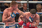 John Ryder V Nick Blackwell - British Middleweight Championship