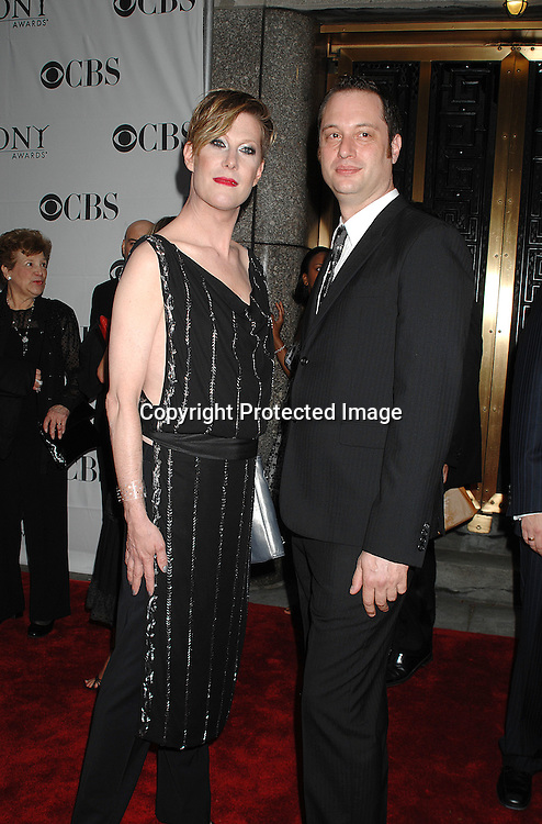 Justin and Kenny..arriving at The 2007 Tony Awards on June 10, 2007 at ..Radio City Music Hall. ..Robin Platzer, Twin Images......212-935-0770