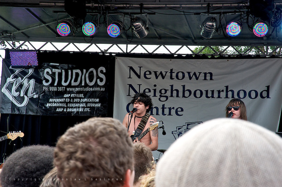 Newtown Festival is one of Sydney's largest and longest running free community festivals celebrating the Newtown community's passion for tolerance, diversity and acceptance.