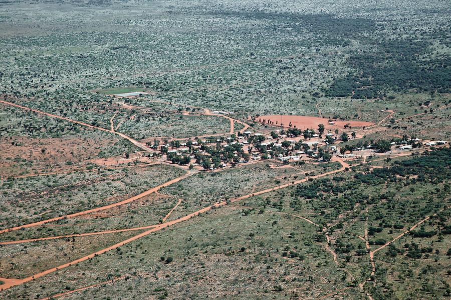 Remote Aboriginal Community of Nyrripi. @50km West of Alice Springs.