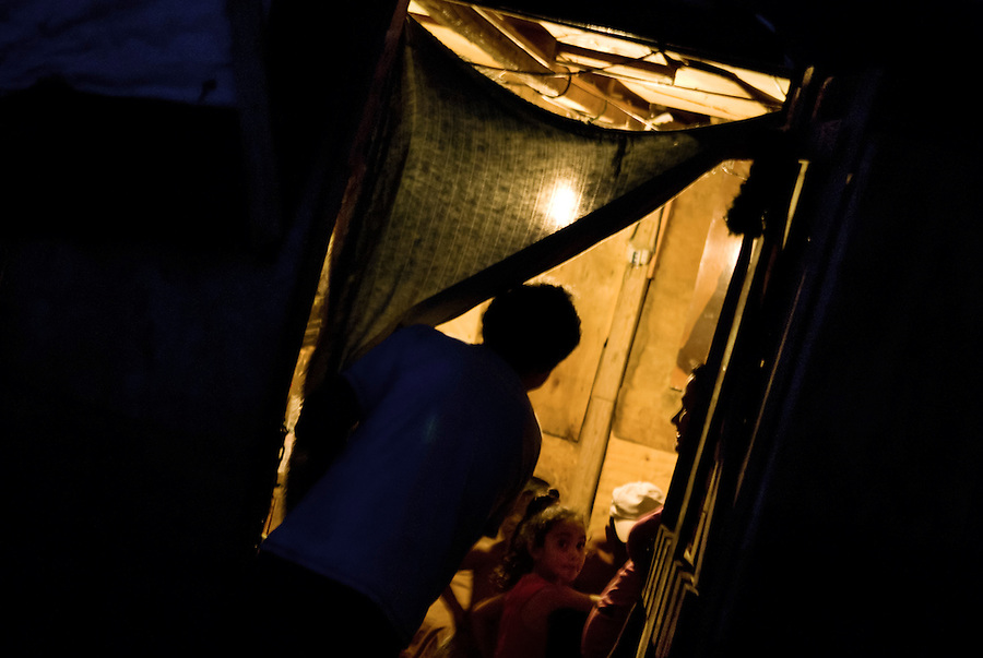 """Villa El Libertador, Cordoba, Argentina...""""If the life we live is not dignified, our dignity is the struggle to change it.""""..La Toma - the take of a piece of land, left uncultivated for years by the great soya entrepreneurs in Argentina. Around 250 families have decided to take the situation in their own hands, fighting to gain the right to have a house, while waiting for the state and the local authorities to face the serious living conditions and disoccupation problems in the shantytowns of Argentinas second biggest city Cordoba."""
