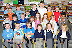 Students from St Brendan's N.S. Blennerville enjoying the end of their first week of school on Friday ............ ............   Copyright Kerry's Eye 2008