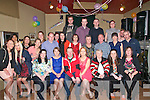 30th Birthday : Teresa Whyte, Behins, Listowel  celebrating her 30th birthday with family & friends at The Kingdom Bar, Listowel on Saturday night last.