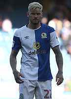 Blackburn Rovers' Ben Gladwin looks dejected at the end of todays match<br /> <br /> Photographer Rachel Holborn/CameraSport<br /> <br /> The EFL Sky Bet League One - Blackburn Rovers v Doncaster Rovers - Saturday August 12th 2017 - Ewood Park - Blackburn<br /> <br /> World Copyright &copy; 2017 CameraSport. All rights reserved. 43 Linden Ave. Countesthorpe. Leicester. England. LE8 5PG - Tel: +44 (0) 116 277 4147 - admin@camerasport.com - www.camerasport.com