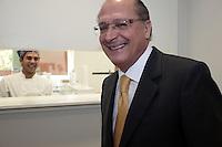 SAO PAULO, 03  DE MAIO DE 2012.  SEMINARIO INTERNACIONAL DE LIBERDADE DE EXPRESSÃO. O Governador Geraldo Alckmin durante o seminário internacional de Liberdade de expressão.FOTO: ADRIANA SPACA - BRAZIL PHOTO PRESS