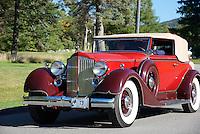 Classic Cars at Mount Washington Hotel