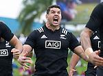 Ben May. Maori All Blacks vs. Fiji. Suva. MAB's won 27-26. July 11, 2015. Photo: Marc Weakley