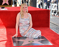 LOS ANGELES, CA. August 29, 2019: Kirsten Dunst at the Hollywood Walk of Fame Star Ceremony honoring Kirsten Dunst.<br /> Pictures: Paul Smith/Featureflash