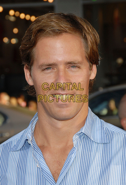 "NAT FAXON.attends The Warner Brother Pictures' World Premiere of ""Beerfest"" held at The Grauman's Chinese Theatre in Hollywood, California, USA, August 21st 2006..portrait headshot.Ref: DVS.www.capitalpictures.com.sales@capitalpictures.com.©Debbie VanStory/Capital Pictures"