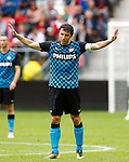 Nederland, Utrecht, 16 september 2012.Eredivisie.Seizoen 2012-2013.FC Utrecht-PSV.Mark van Bommel van PSV