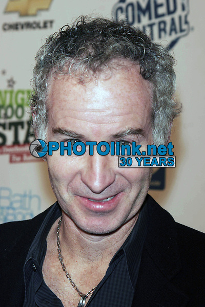 JOHN MCENROE 2006<br /> Photo By John Barrett-PHOTOlink.net