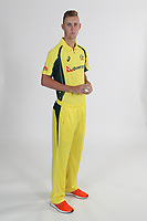 Billy Stanlake.<br /> Headshots of the Australian ODI cricket squad ahead of the 2017 ANZ International Chappell-Hadlee series in New Zealand.<br /> 28 January 2017.<br /> Copyright photo: www.photosport.nz
