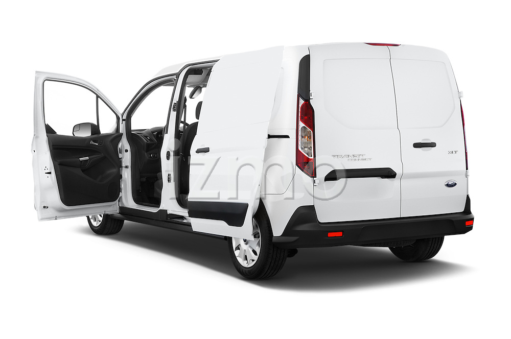 Car images of a 2015 Ford Transit Connect XLT 4 Door Car Van Doors