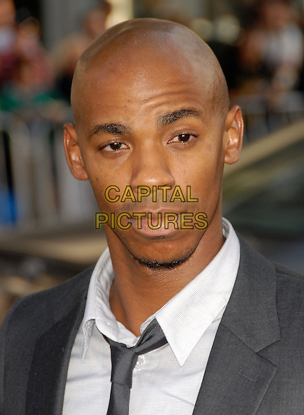 MEHCAD BROOKS.The Warner Bros Pictures' L.A. Premiere of SPLICE held at The Grauman's Chinese Theatre in Hollywood, California, USA..June 2nd, 2010.headshot portrait grey gray  .CAP/RKE/DVS.©DVS/RockinExposures/Capital Pictures.