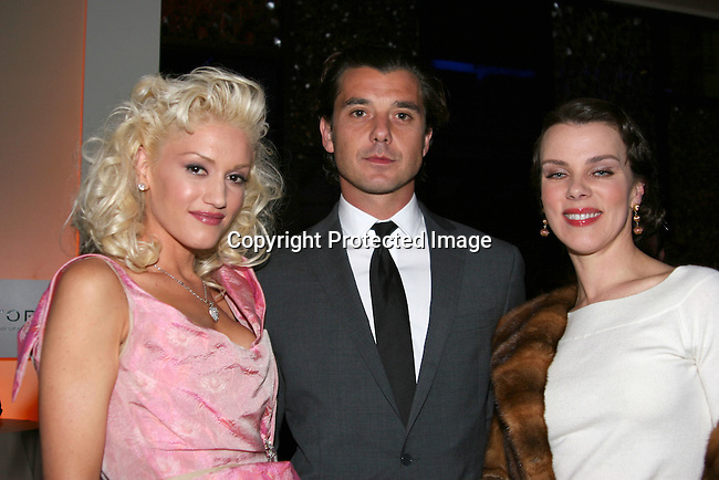Gavin Rossdale , Gwen Stefani &amp; Debi Mazar<br />**EXCLUSIVE**<br />Miramax Films Presents -&ldquo;The Aviator&rdquo; Post Premiere Party <br />Annex Restaurant<br />Hollywood, CA, USA<br />Wednesday, December 1, 2004<br />Photo By Selma Fonseca /Celebrityvibe.com/Photovibe.com, <br />New York, USA, Phone 212 410 <br />5354, email:sales@celebrityvibe.com