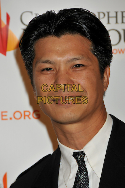 DUSTIN NGUYEN.4th Annual Christopher & Dana Reeve Foundation Benefit Gala at the Beverly Hilton Hotel, Beverly Hills, California, USA..December 2nd, 2008.headshot portrait .CAP/ADM/BP.©Byron Purvis/AdMedia/Capital Pictures.