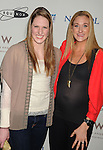 LOS ANGELES {CA} - JANUARY 12: Missy Franklin and Kerri Walsh attend the Gold Meets Gold Event, held at the Equinox Sports Club Flagship West Los Angeles location on Saturday, January 12, 2013 in Los Angeles, California.