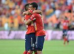 Independiente Medellín igualó como local 1-1 ante Jaguares de Córdoba. Fecha 13 Liga Águila II.2016.
