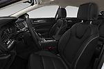 Front seat view of 2017 Opel Insignia Grand Sport Dynamic 5 Door Hatchback front seat car photos