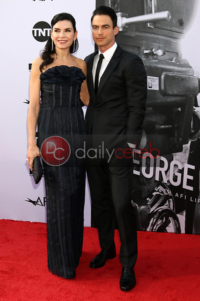 Keith Lieberthal, Julianna Margulies<br /> at the American Film Institute Lifetime Achievement Award to George Clooney, Dolby Theater, Hollywood, CA 06-07-18<br /> David Edwards/DailyCeleb.com 818-249-4998